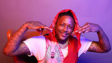 Reggie Brown - Sensitive Content: YG Gives His 6 Year Old A Bag of Weed!