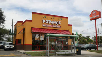 Gabby Diaz - Here's How You Can Get Free Popeyes Chicken Sandwiches FREE All Week!