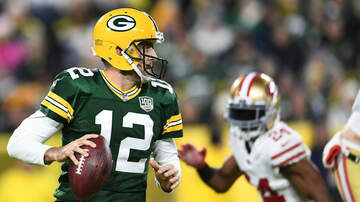 Packers - Packers-49ers game flexed to Sunday Night Football November 24