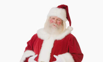 Toby Knapp - Get your kids a real letter from the real SANTA! Here's how!