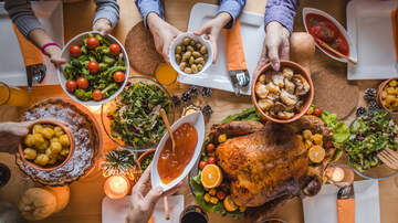 None - Green Bean Casserole Among America's Least Favorite Thanksgiving Food