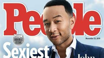 Whiskey and Randy - John Legend is The Sexiest Man Alive!