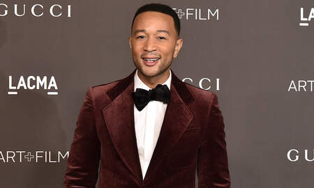 Entertainment News - John Legend Named PEOPLE's Sexiest Man Alive 2019: Celebrities React