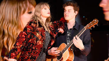 CRob - Taylor Swift Drops Lover Remix Featuring Shawn Mendes
