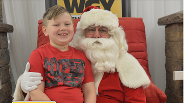 WGY Christmas Wish - Breakfast With Santa 2019