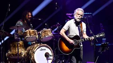 Jaime in the Morning! - Win Tickets Before You Can Buy Them to See Bob Weir & the Wolf Brothers