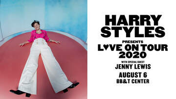 None - Harry Styles - Thursday, August 6th @ BB&T Center