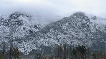 Orlando Mix - La Nieve Llego A Great Smoky Mountains