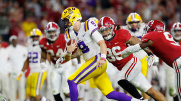Koch and Kalu - Lyn Scarborough Doesn't Think Alabama Deserves The #4 Spot