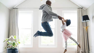 Sunday Morning Inspiration - Fathers Dance Ballet with Daughters