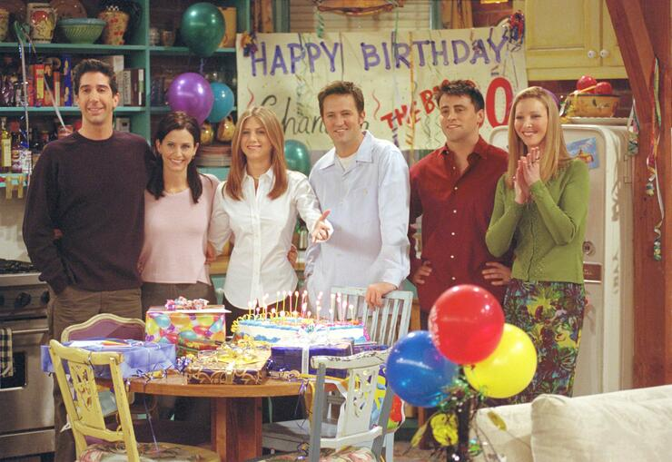 There's A 'Friends' Reunion Special In The Works At HBO Max | iHeartRadio