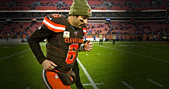 Baker Mayfield Has Gone From Rookie Sensation to Irrelevant Disaster