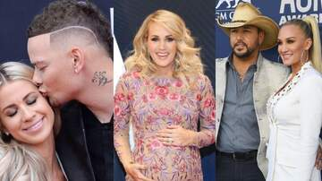 iHeartCountry - Oh Baby! All These Country Stars Welcomed Children In 2019