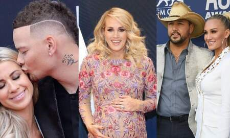 Music News - Oh Baby! All These Country Stars Welcomed Children In 2019