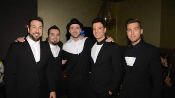Brooke Morrison - Joey Fatone Says There Might Be An *NSYNC Reunion!
