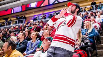 Arizona Coyotes - Mobile Ordering, Beer Delivery Added to List of Arena Upgrades, Features