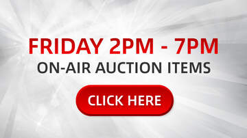 Lend A Helping Can - On-Air Items • Friday 2pm-7pm