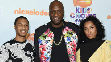 Entertainment - Lamar Odom's Son Apologizes For Slamming His Dad's New Fiancee