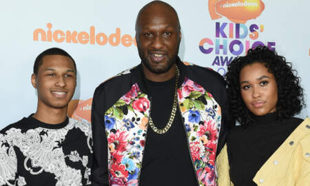 Trending - Lamar Odom's Son Apologizes For Slamming His Dad's New Fiancee