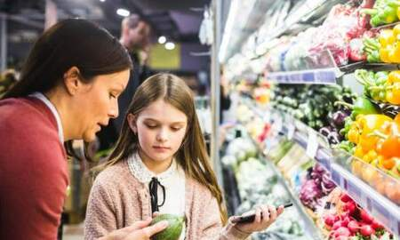 Julie - More Trips to the Grocery Store = Less Money Spent on Food