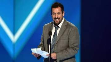 Julie's - What Adam Sandler Said to an Acting Teacher Who Had Told Him to Give Up