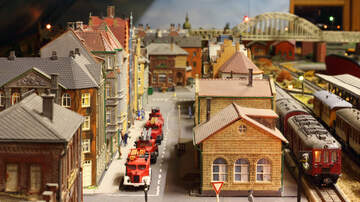 None - Delmarva Model Railroad Club's 34th Annual Holiday Open House