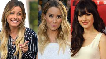 Entertainment News - Zooey Deschanel, Lauren Conrad & Carly Waddell All Gave Sons The Same Name