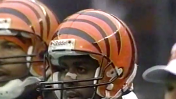 Lance McAlister - Watch: Jeff Blake and Bengals vs Raiders, 1995