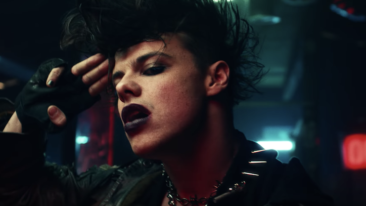 Yungblud, Marshmello And Black Bear Lead Revolution In 'Tongue Tied' Video | iHeartRadio