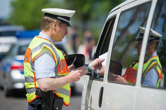 Police Prepare For G7 Summit At Schloss Elmau