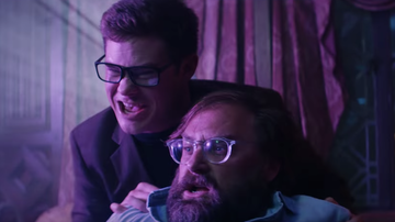 Trending - Adam Devine Plays A Deranged Therapist In Weezer's 'California Snow' Video