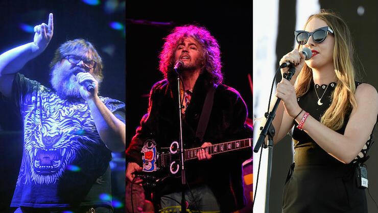 Jack Black, HAIM, Flaming Lips And More Contribute To New Hanukkah Album | iHeartRadio