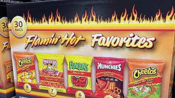 Harms - Flaming Hot Favorites Just Showed Up at Costco