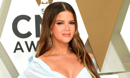 Music News - Pregnant Maren Morris' 2019 CMA Awards Gown Subtly Tributes Her Baby Boy