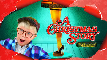 The Afternoon News with Kitty O'Neal - Broadway on Tour:  A Christmas Story:  The Musical