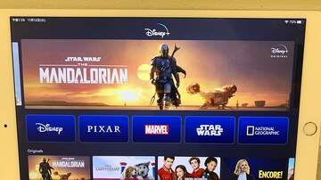 Ayo - You guyyyyys. This is awesome. #disneyplus #starwars #pixar #marvel #natgeo