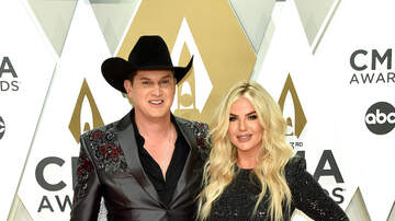 Jamie Martin - Can you guess which team Jon Pardi is cheering on for the BIG GAME???