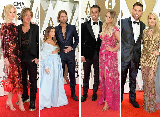 2019 CMA Couples: See The Country Lovefest