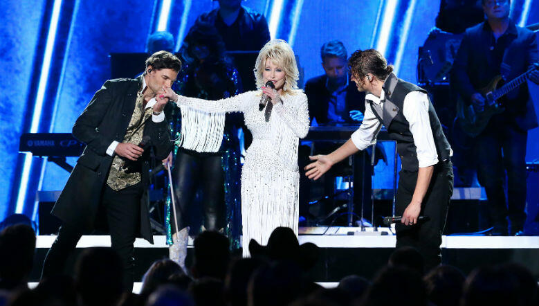 Dolly Parton, For King & Country & Zach Williams Bring 2019 CMAs To Church