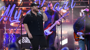Music News - Luke Combs Delivers Rowdy 'Beer Never Broke My Heart' At 2019 CMA Awards