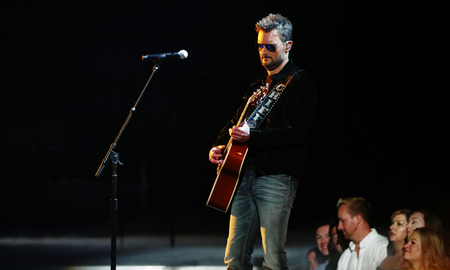 iHeartCountry - Eric Church Strips Down 'Some Of It' At The 2019 CMA Awards