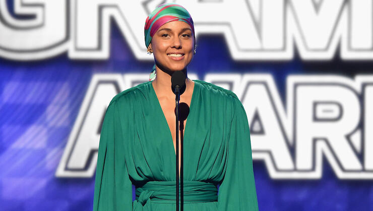 Alicia Keys Will Return To Host The Grammy Awards In 2020  | iHeartRadio