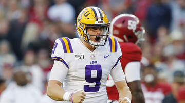 Louisiana Sports - LSU Quarterback Joe Burrow Semi-Finalist For 2019 Davey O'Brien Award