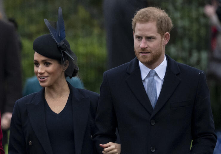 Meghan Markle & Prince Harry Might Not Be Spending Christmas In The US | iHeartRadio