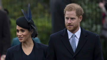Entertainment News - Palace Confirms Harry & Meghan Will Skip Queen's Christmas Celebration