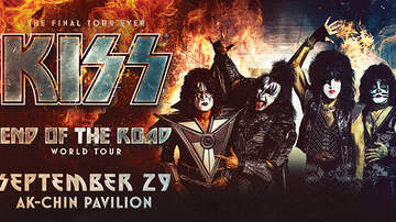 None - KISS: End of the Road World Tour 2020