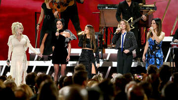 Ric Rush - Top 3 Moments From The CMA Awards
