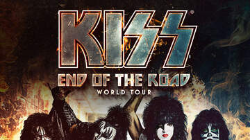 None - KISS- End of the Road Tour