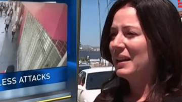 Chuck Dizzle - Woman Says A Homeless Man Poured Diarrhea On Her Head