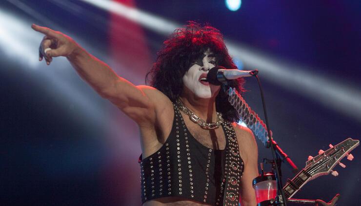 KISS Cancels Australian Tour As Paul Stanley Battles Flu Complications | iHeartRadio